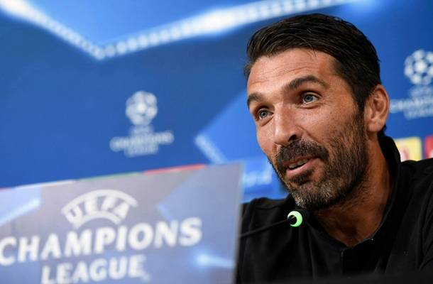 Buffon dopo Juventus-Real Madrid
