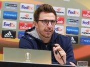 Di Francesco in conferenza stampa