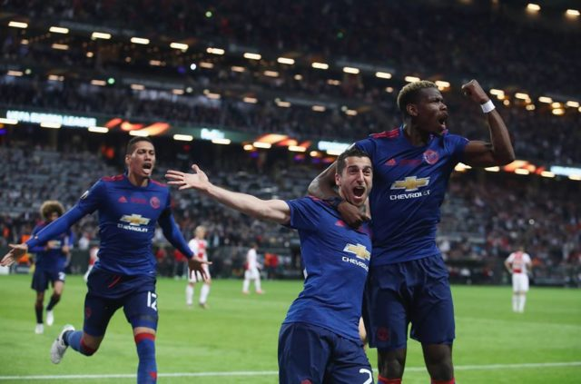 Pagelle Ajax-Manchester United