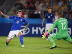 pagelle italia-germania under 21